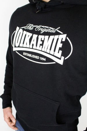 Hoodie The Original Black