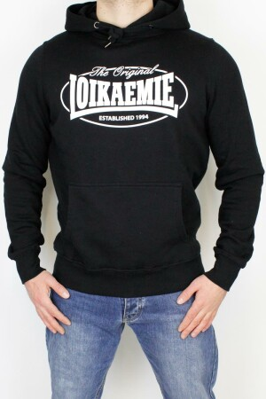 Hoodie The Original Black XL