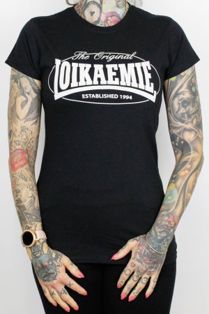 Ladies T-Shirt The Original Black